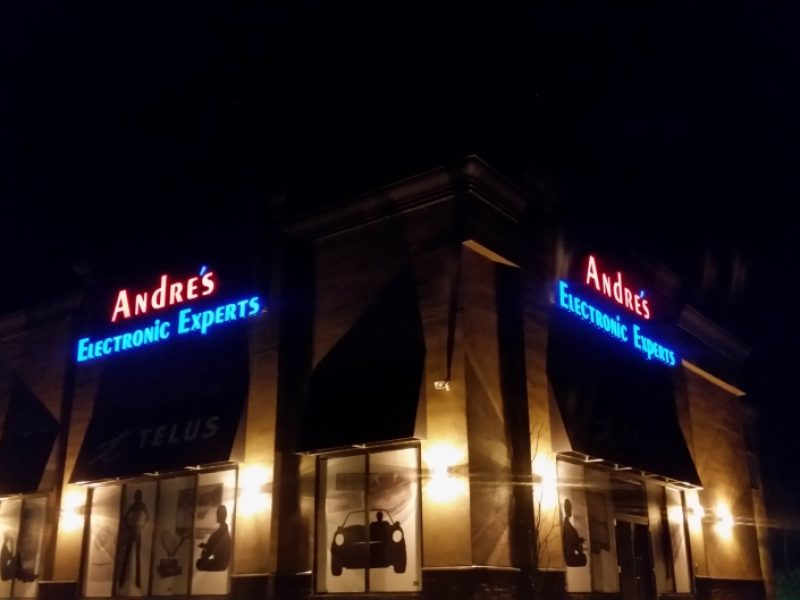 Andre's Electronic Experts – 100 Mile
