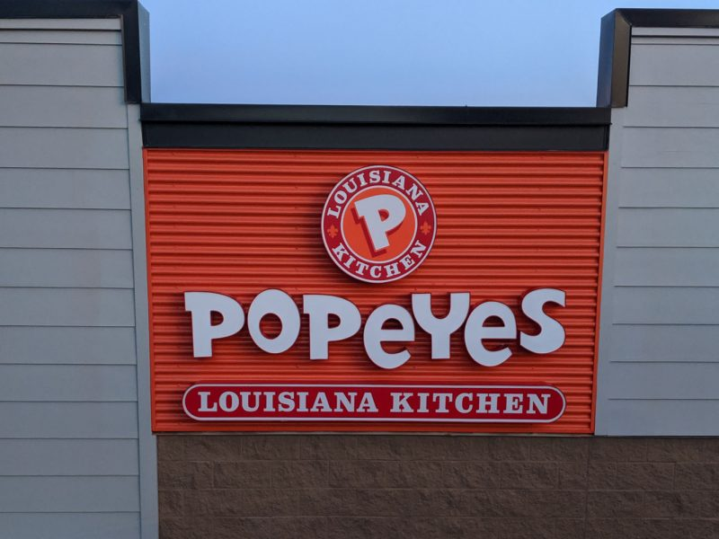 Popeyes-Chilliwack