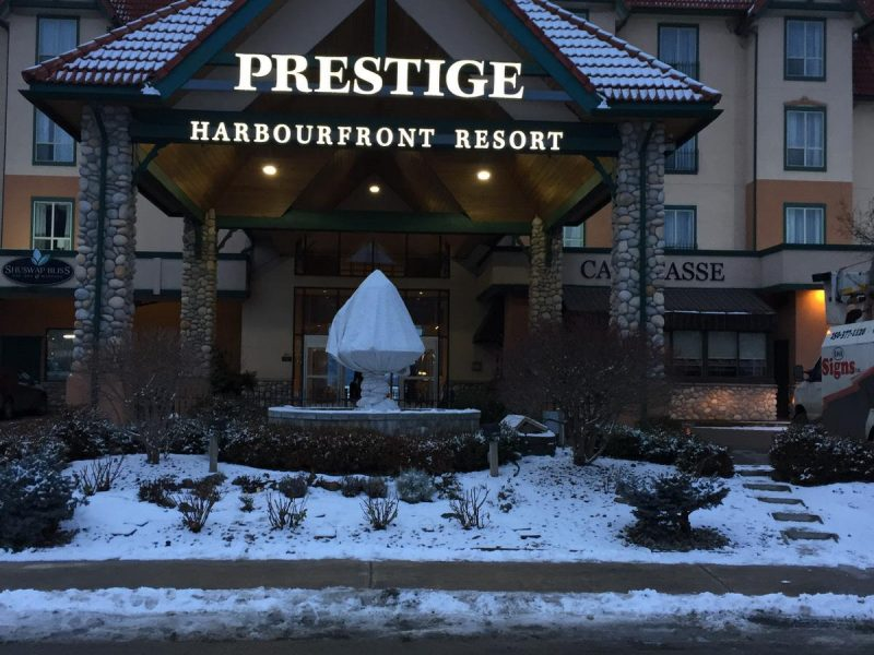 Prestige Salmon Arm